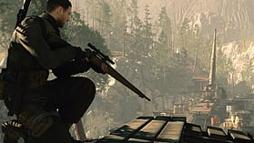 Sniper Elite 4 screen shot 4