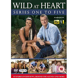 Wild At Heart Series 1 to 5 Boxed Set DVDDVD