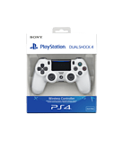 New PlayStation DUALSHOCK 4 Controller - Glacier White screen shot 5