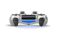 PlayStation DUALSHOCK 4 Controller - Silver screen shot 4