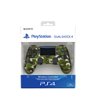 New PlayStation DUALSHOCK 4 Controller - Green Camouflage screen shot 5
