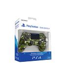 New PlayStation DUALSHOCK 4 Controller - Green Camouflage screen shot 6