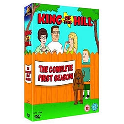 King of the Hill: Season 1 DVDDVD