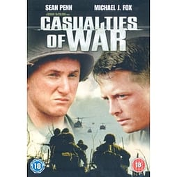 Casualties Of War DVDDVD