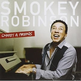 Smokey Robinson - Smokey and Friends CDCD