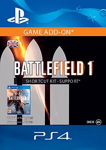 Battlefield 1 Shortcut Kit: Support Bundle for PS4