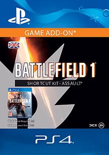 Battlefield 1 Shortcut Kit: Assault Bundle for PS4