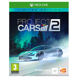 Project Cars 2 Limited Edition - Only at GAMEXbox One