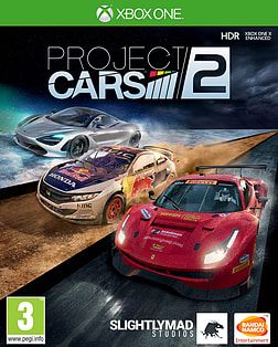 Project CARS 2Xbox OneCover Art