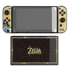 Nintendo Switch Zelda Collector's Edition Screen Protection & Skins Nintendo Switch