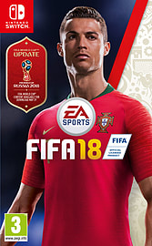 FIFA 18SwitchCover Art