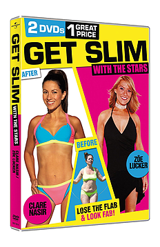 Get Slim With The Stars - Zoe Lucker / Claire Nasir's Boot Camp [DVD]DVD