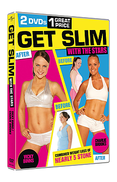 Get Slim With The Stars - Charlie Brooks / Vicky Binns Dance [DVD]DVD