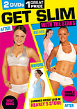 Get Slim With The Stars - Charlie Brooks / Vicky Binns Dance [DVD] screen shot 1