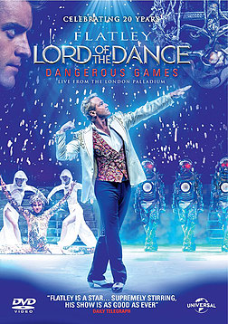 Michael Flatley's Lord of the Dance: Dangerous Games [DVD]DVD