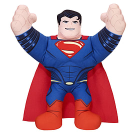 Man Of Steel Hero Buddies Superman PlushToys and Gadgets