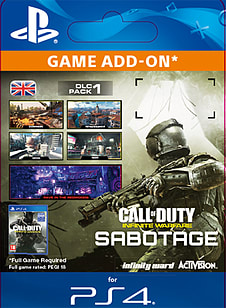 Call of Duty: Infinite Warfare Sabotage for PS4