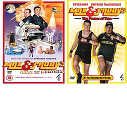 Max And Paddy Complete Collection DVD Set Road To Nowhere Power Of 2 Two Box KayDVD