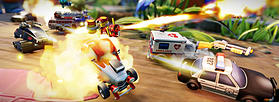Micro Machines World Series screen shot 15