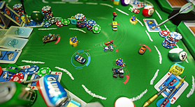 Micro Machines World Series screen shot 1