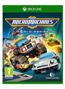 Micro Machines World SeriesXbox One
