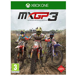 MXGP3 - The Official Motocross VideogameXbox One