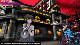 Danganronpa Another Episode: Ultra Despair Girls screen shot 1