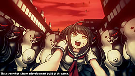Danganronpa Another Episode: Ultra Despair Girls screen shot 2