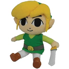 The Legend of Zelda- Link PlushToys and Gadgets
