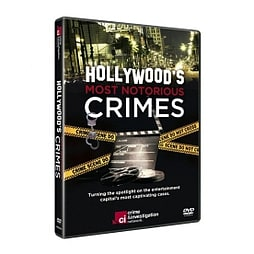 Hollywood's Most Notorious Crimes DVDDVD