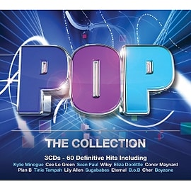 Various Artists - Pop The Collection (3CD)CD