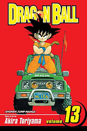 DRAGON BALL SHONEN J ED GN VOL 13 (C: 1-0-0): v. 13 (Paperback)Books