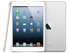 Apple iPad mini 16GB Wifi 4G White Used Very Good Condition With WarrantyTablet