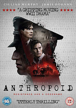 Anthropoid (DVD)DVD