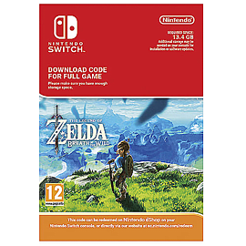 The Legend of Zelda- Breath of the Wild DownloadSwitch