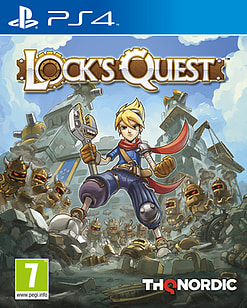 Lock's Quest for PlayStation 4 - also available on Xbox One