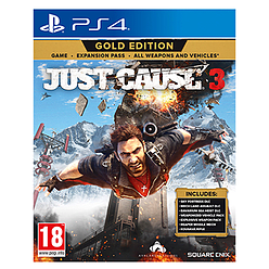 Just Cause 3 Gold EditionPlayStation 4