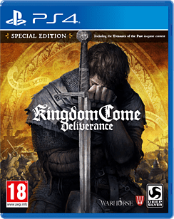Kingdom Come Deliverance Special EditionPlayStation 4Cover Art