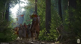 Kingdom Come Deliverance Special Edition screen shot 3