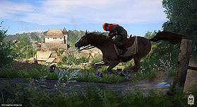 Kingdom Come Deliverance Special Edition screen shot 5