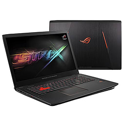 ASUS ROG GL702VM 17.3' Gaming Laptop - Core i5 2.3 GHz, 8GB DDR4, GeForce GTX1060PC