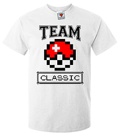 Bullshirt's Men's Team Classic T-Shirt (White, Medium)Clothing and Merchandise