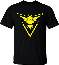Bullshirt's Kid's Team Instinct T-Shirt (Black, 12-14 Years)Clothing and Merchandise