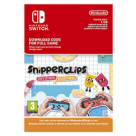 SnipperClips- Cut It Out TogetherSwitch