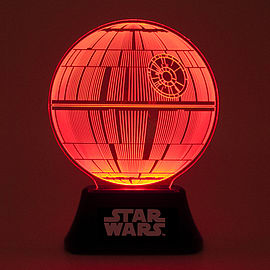 Star Wars Official Death Star Acrylic LightHome - Accessories