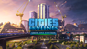 Cities: Skylines - Xbox One Edition screen shot 3