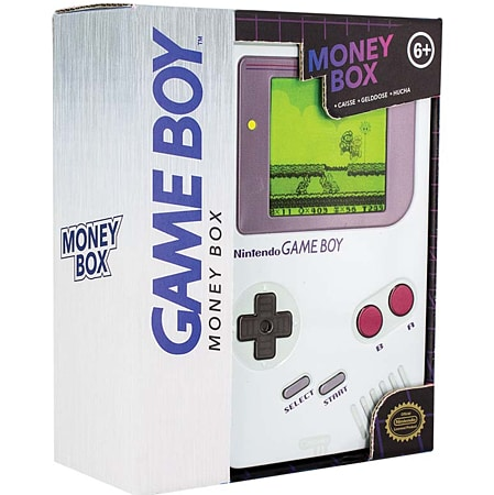 Image result for Gameboy money box