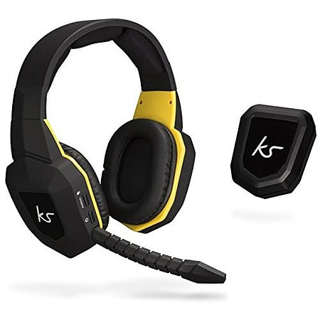 868a1bf51b0 KitSound Storm Wireless Gaming Headphones/Headset with Detachable  Microphone Compatible with Xbox