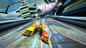 WipEout Omega Collection screen shot 1