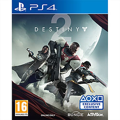 Destiny 2 for PlayStation 4 - also available on Xbox One